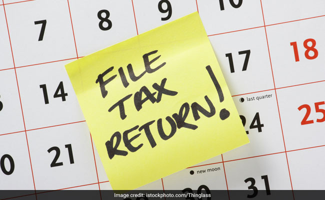 Tax Department Asks Notes Ban Cash Depositors To File Returns By March 31