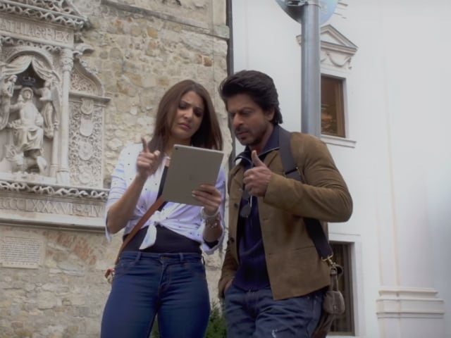 Jab Harry Met Sejal Mini Trail 5: Shah Rukh Khan, Please Help Anushka Sharma Find Her Ring, Will You?
