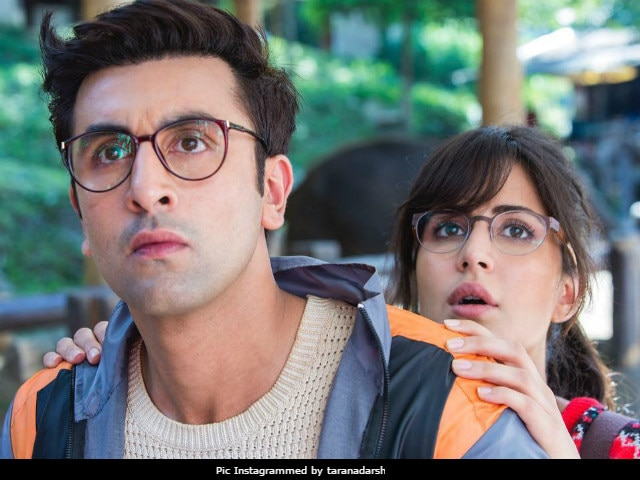 jagga jasoos instagram