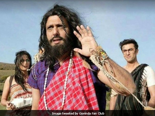 Govinda's Part Edited From Ranbir Kapoor And Katrina Kaif's Jagga Jasoos. Here's Why