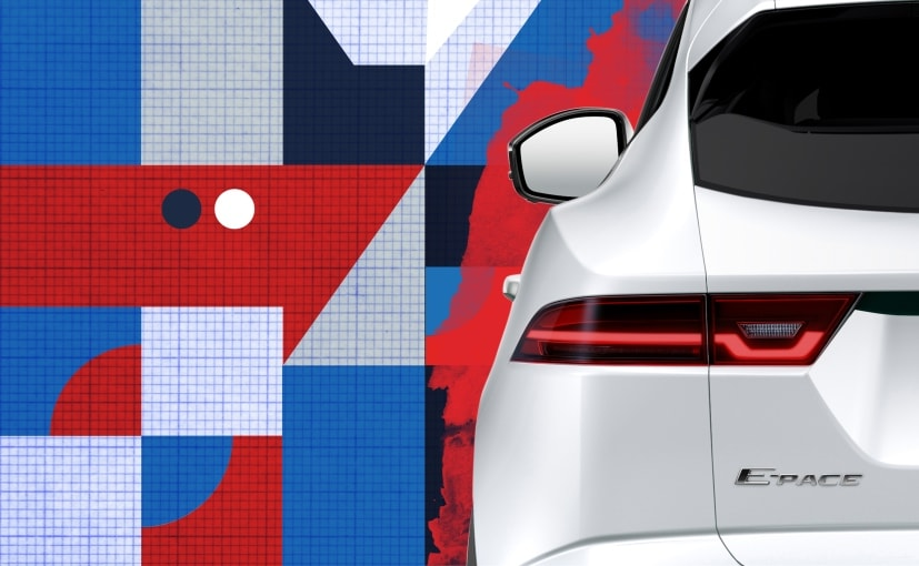 New Jaguar E-Pace Unveil: Highlights