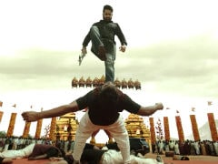 <i>Jai Lava Kusa</i> Teaser: Junior NTR Impressed Baahubali's S S Rajamouli In 45 Seconds