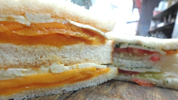 Jain Coffee House: Serving the Famous Fruit Sandwiches Since 1948