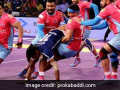 Pro Kabaddi League 2017: When And Where To Watch Jaipur Pink Panthers vs Dabang Delhi, Live Coverage on TV, Live Streaming Online