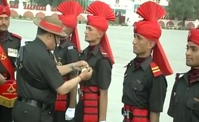 'Situation under control, only one reversal', claims Army