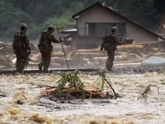 18 Dead, 27 Missing In Japan Floods, Thousands Evacuated