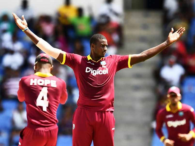 India Vs West Indies: Jason Holder
