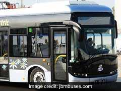 Gurgaon To Soon Have Electric Buses In Attempt To Go Green