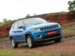 Jeep Compass SUV To Be Launched In India Today