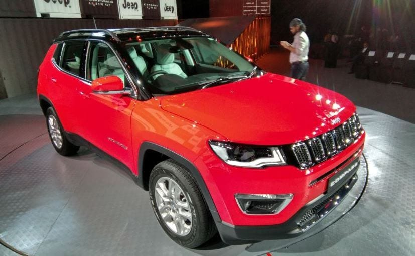 Jeep Compass Receives Bookings Deliveries To Start From