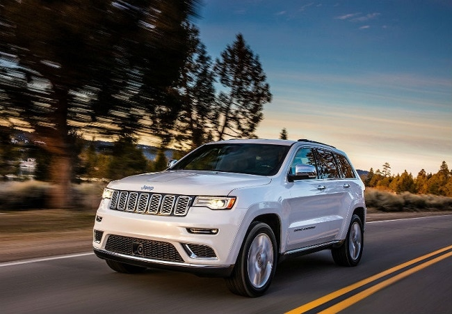 Next Generation Jeep Grand Cherokee To Use Alfa Romeo Platform