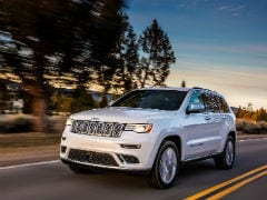 Jeep Grand Cherokee With Petrol Engine Launched