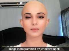 यह क्या...! इतने खूबसूरत बालों वाली जेनिफर विंगेट ने आखिर क्यों उड़ाए बाल?