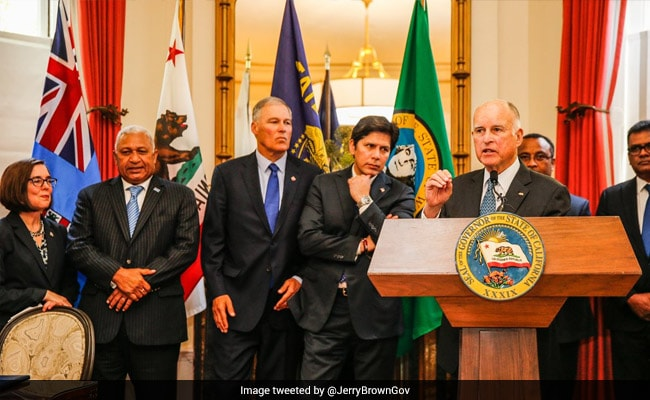 California Extends Tough Climate Policy Measures To 2030