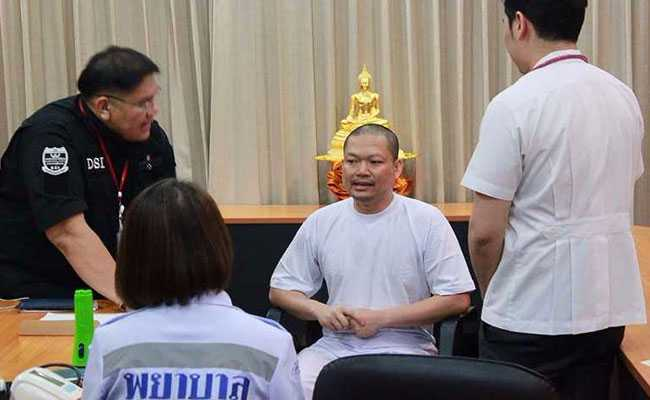 Thai Court Charges Disgraced 'Jet-Set Monk' With Rape