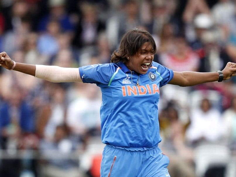 Happy To Be Able To Motivate Girls In India: Jhulan Goswami