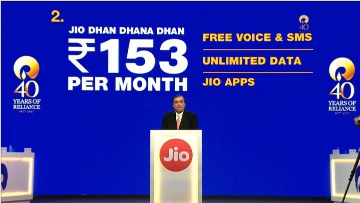 Jio Phone के लिए 'बेहद किफ़ायती' प्लान का हुआ ऐलान, जानें