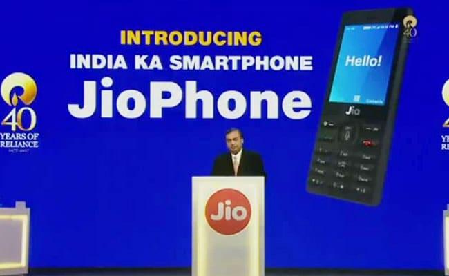 बीटा टेस्टिंग की शुरुआत के साथ ही Jio Phone की प्री- बुकिंग शुरू