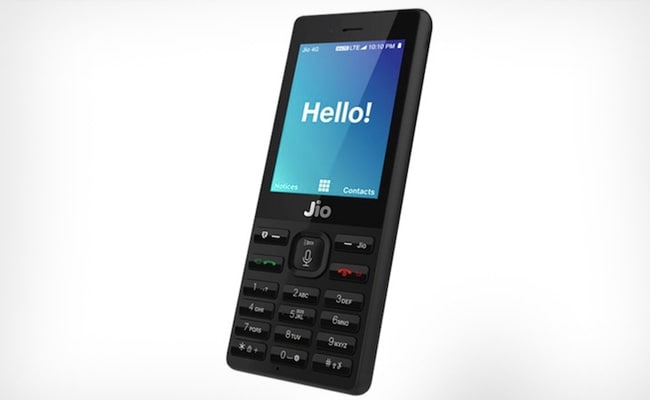 Jio Launches 'Intelligent' 4G Feature Phone At Rs 0: Booking, Calls And More