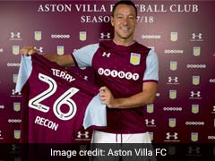 Former Chelsea Icon John Terry Signs For Aston Villa