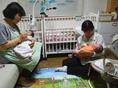 South Korea Child Law Sees More Babies Abandoned