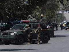 Blasts, Gunfire Near Iraqi Embassy Rock Afghan Capital