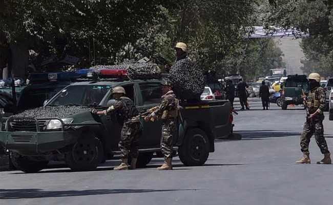 ISIS Claims Kabul Attack On Iraqi Embassy Through Their Propaganda Agency