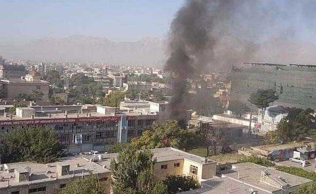 17 Killed, Over 100 Injured As Bomb Hidden In Ambulance Goes Off Near Embassies In Kabul