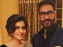 Kajol Reveals How The 'Devgn Gene' Means She's The Only Romance Fan In The Family