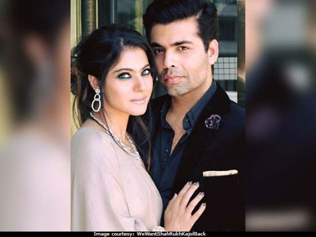 What Kajol Said About Working With Ex-Friend Karan Johar Again