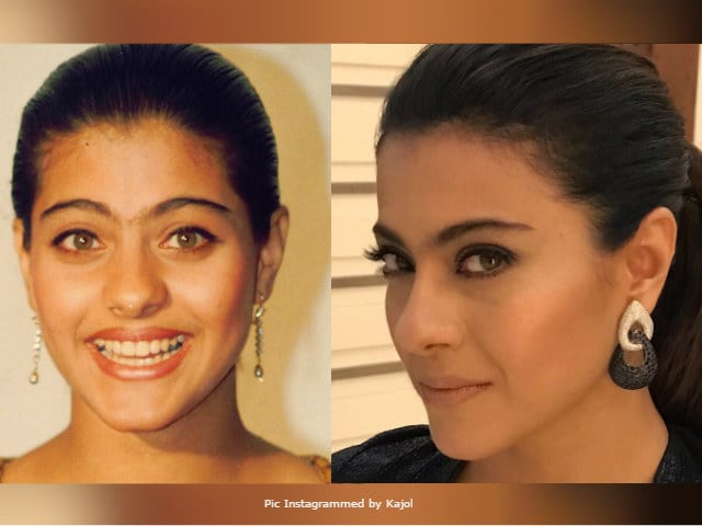Kajol, 25 Years Ago. Remember What She Looked Like?