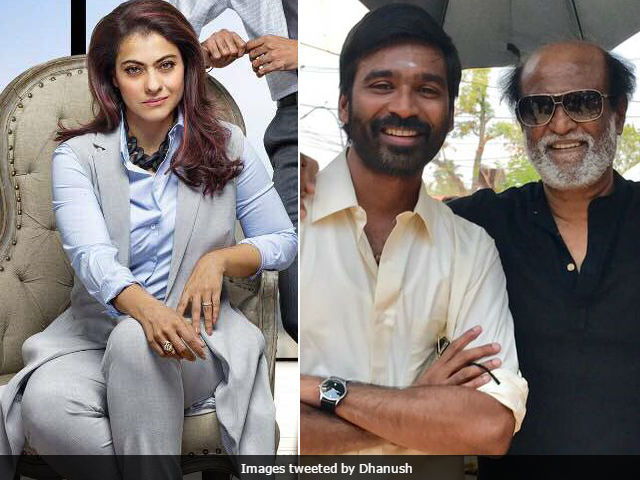 Kajol Confirms Her VIP 2 Role Was Never Meant For Rajinikanth