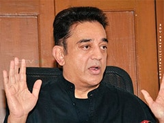 'Clown's Cap On The Head Of Tamilians': Kamal Haasan Mocks AIADMK Merger