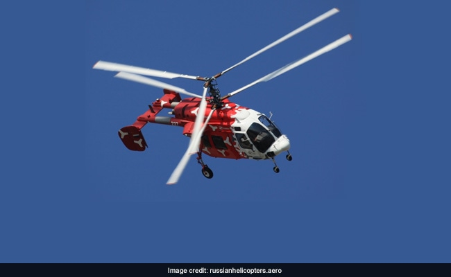 Indo-Russian Joint Venture For Kamov Choppers Registered In India: Russian Official