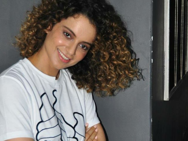Kangana Ranaut Injured In Sword-Fight Scene, 'Thrilled With Battle Scar'
