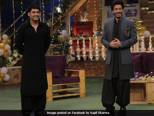 Why Shah Rukh Khan And Anushka Sharma Left The Kapil Sharma Show Without Shooting