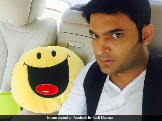 No, Kapil Sharma Isn't Depressed, Says His Exasperated Co-Star