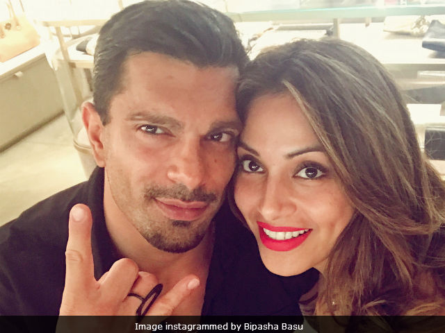 Inside Bipasha Basu, Karan Singh Grover's Vacation. Too Cute To Handle