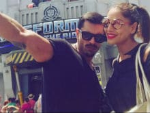 IIFA Done, Bipasha Basu And Karan Singh Grover Are Holidaying In The US