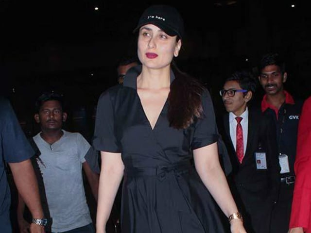 What Kareena Kapoor Said About Airport Style, After Wearing Odd Outfit
