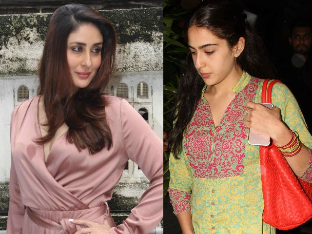 Kareena Kapoor On Sara Ali Khan's Debut: She'll Rock The Industry