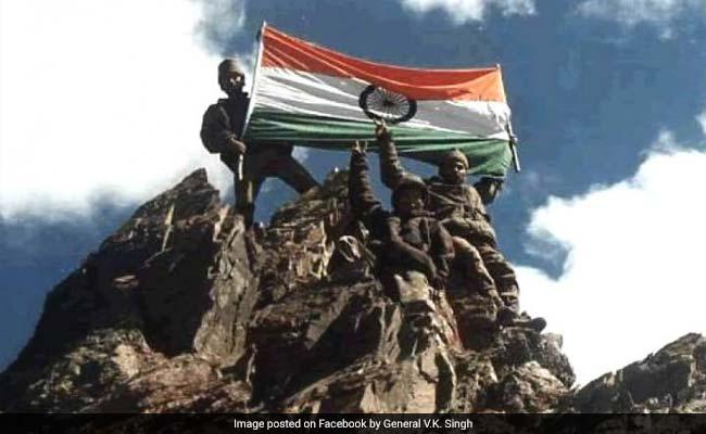 Kargil Vijay Diwas: PM Narendra Modi Remembers Bravery Of The Indian Armed Forces