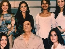 Crazy Viral: Katrina Kaif's Throwback Pic With Gaddafi