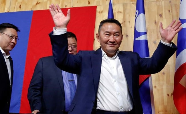 Former Martial Arts Star Wins Mongolian Presidential Election