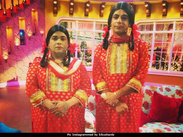 Sunil Grover Reportedly Upset With Kiku Sharda For Tweeting About The Kapil Sharma Show