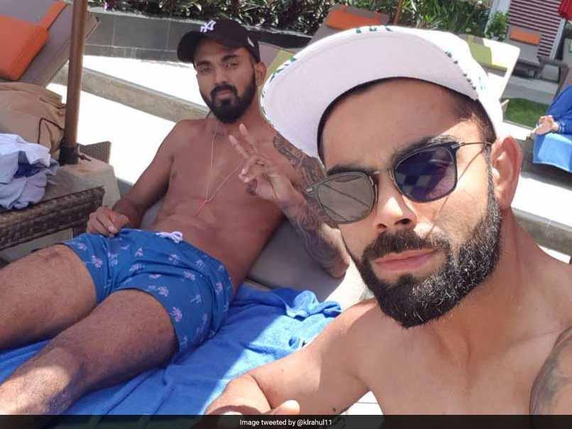 India Vs Sri Lanka: KL Rahul Poses For A Selfie With Virat Kohli, Yuvraj Singh In Splits