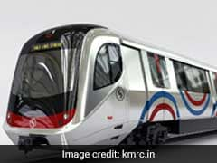 Kolkata Metro To Get 40 New AC Rakes, First Of The Lot Arrives