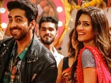 <I>Bareilly Ki Barfi</i> Song <I>Sweety Tera Drama</i>: Kriti Sanon, Ayushmann Khurrana, Rajkummar Rao <I>Machaye Hungama</i>