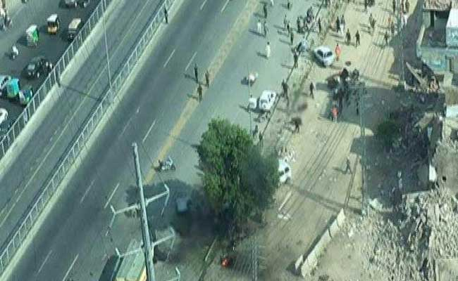 25 Dead, 35 Injured In Blast Near Chief Minister's Home In Pakistan's Lahore