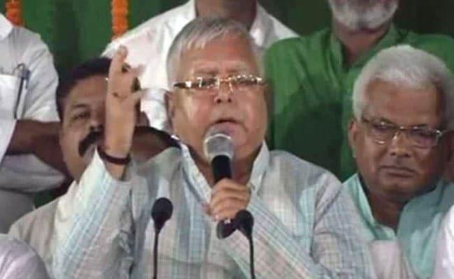 BJP-JDU में सीट बंटवारे पर लालू यादव का तंज, बोले- 'एगो बा पलटीमार, आ दूसरा बा कल्टीमार!'